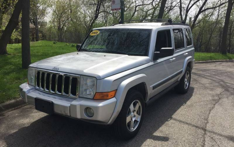 2009 Jeep Commander for sale at Buy A Car in Chicago IL