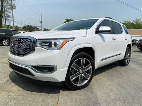 2017 GMC Acadia for sale at iDeal Auto in Raleigh NC