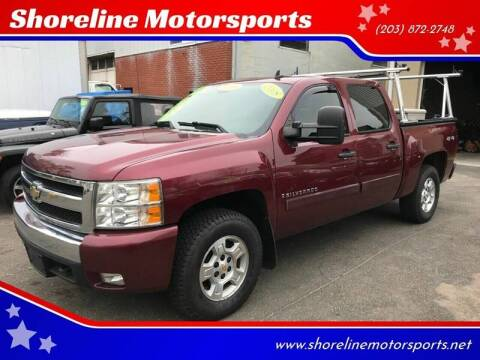 2008 Chevrolet Silverado 1500 for sale at Shoreline Motorsports in Waterbury CT