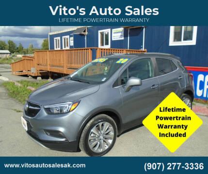 2020 Buick Encore for sale at Vito's Auto Sales in Anchorage AK