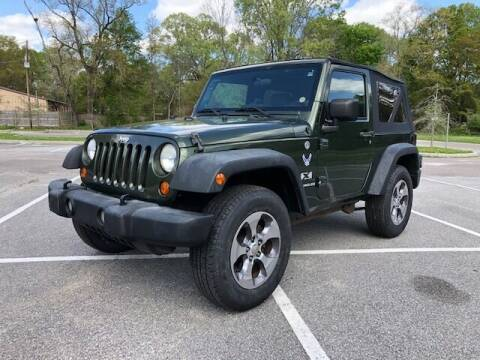 2007 Jeep Wrangler for sale at Lowcountry Auto Sales in Charleston SC
