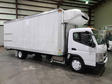 2012 Mitsubishi-Fuso FE180 for sale at Transportation Marketplace in West Palm Beach FL