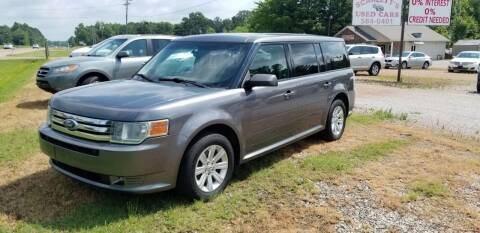 2010 Ford Flex for sale at Scarletts Cars in Camden TN