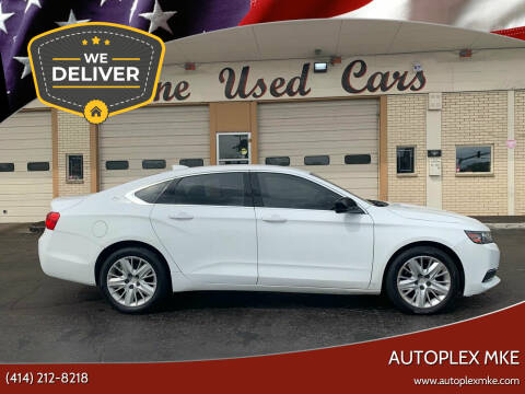 2015 Chevrolet Impala for sale at Autoplex 2 in Milwaukee WI