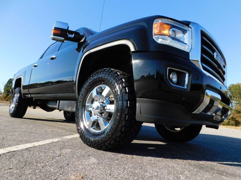 2016 GMC Sierra 2500HD for sale at Used Cars For Sale in Kernersville NC
