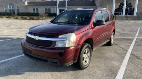 2007 Chevrolet Equinox for sale at 411 Trucks & Auto Sales Inc. in Maryville TN