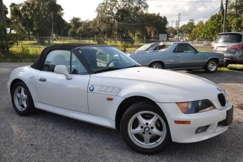 1996 BMW Z3 for sale at Elite Motorcar, LLC in Deland FL