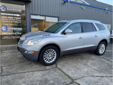 2010 Buick Enclave for sale at Chehalis Auto Center in Chehalis WA