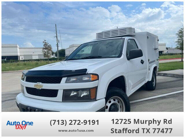 2012 Chevrolet Colorado for sale at Auto One USA in Stafford TX