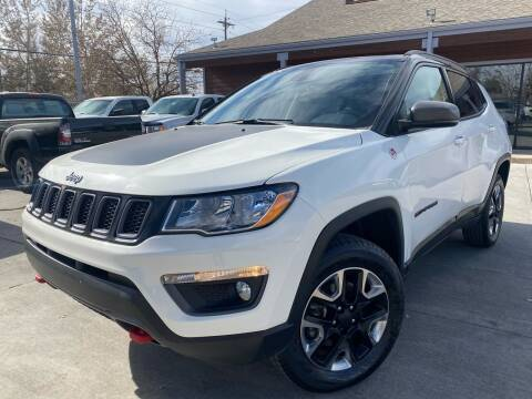 2018 Jeep Compass for sale at Global Automotive Imports of Denver in Denver CO