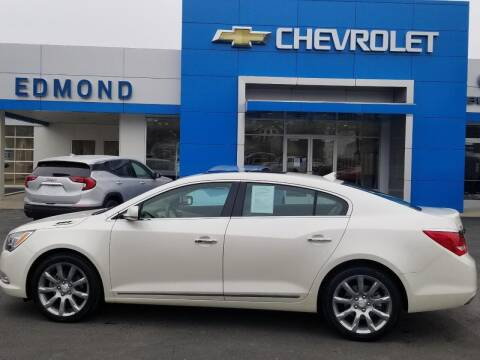 2014 Buick LaCrosse for sale at EDMOND CHEVROLET BUICK GMC in Bradford PA