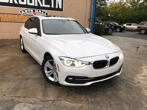 2016 BMW 3 Series for sale at Excellence Auto Trade 1 Corp in Brooklyn NY