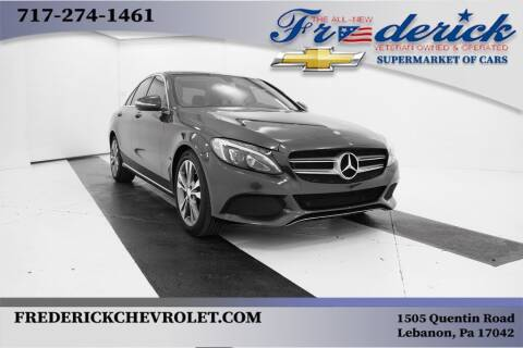 2015 Mercedes-Benz C-Class for sale at Lancaster Pre-Owned in Lancaster PA