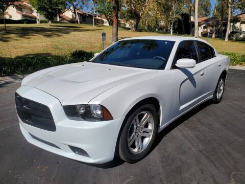 2013 Dodge Charger for sale at E MOTORCARS in Fullerton CA