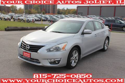 2013 Nissan Altima for sale at Your Choice Autos - Joliet in Joliet IL