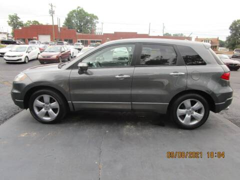 2008 Acura RDX for sale at Taylorsville Auto Mart in Taylorsville NC