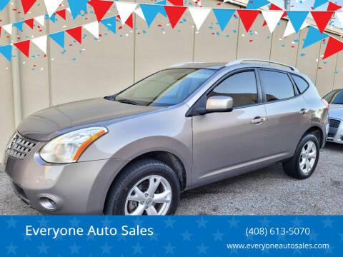 2010 Nissan Rogue for sale at Everyone Auto Sales in Santa Clara CA