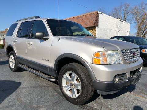 2005 Ford Explorer for sale at Approved Motors in Dillonvale OH