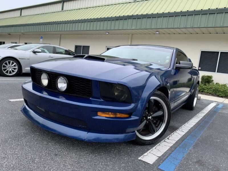 2006 Ford Mustang for sale at Fisher Motor Group LLC in Bradenton FL