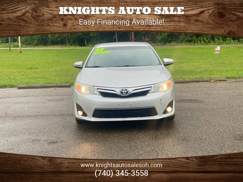 2012 Toyota Camry for sale at Knights Auto Sale in Newark OH