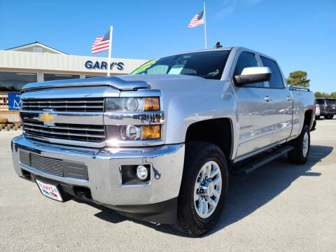 2015 Chevrolet Silverado 2500HD for sale at Gary's Auto Sales in Sneads NC