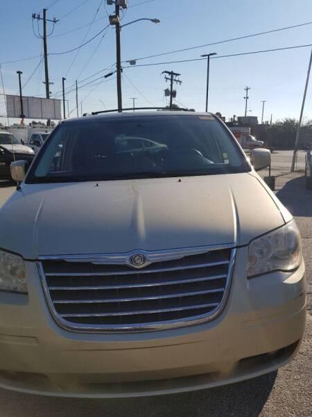 2010 Chrysler Town and Country Touring Plus 4dr Mini-Van - Marietta GA