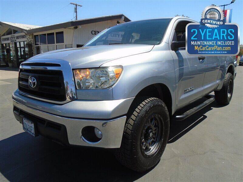 2012 Toyota Tundra for sale at Centre City Motors in Escondido CA