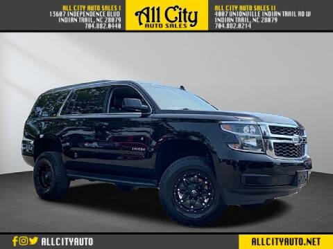 2016 Chevrolet Tahoe for sale at All City Auto Sales in Indian Trail NC