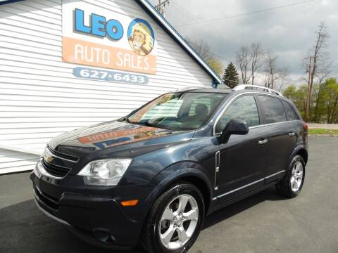 2014 Chevrolet Captiva Sport for sale at Leo Auto Sales in Leo IN