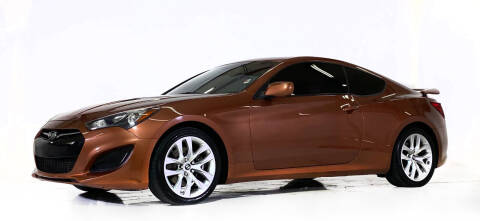 2013 Hyundai Genesis Coupe for sale at Houston Auto Credit in Houston TX