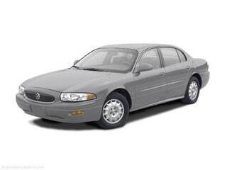 2002 Buick LeSabre for sale at Mann Chrysler Dodge Jeep of Richmond in Richmond KY