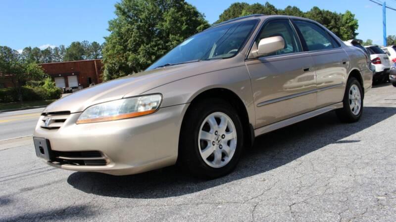 2002 Honda Accord for sale in Norcross, GA