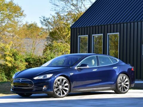 2013 Tesla Model S for sale at Ehrlich Motorwerks in Siloam Springs AR