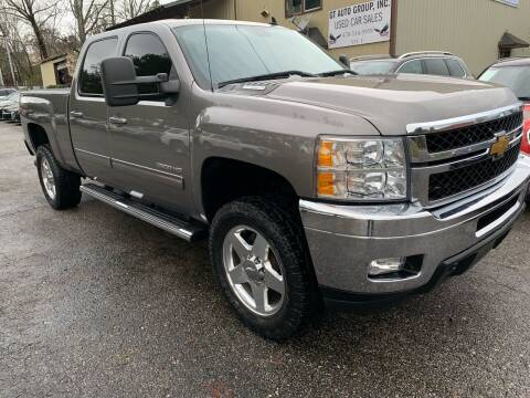 2013 Chevrolet Silverado 2500HD for sale at MVP Auto LLC in Alpharetta GA