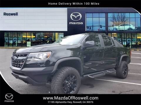 2020 Chevrolet Colorado for sale at Mazda Of Roswell in Roswell GA