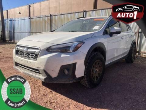 2018 Subaru Crosstrek for sale at Street Smart Auto Brokers in Colorado Springs CO