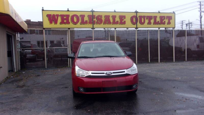 2011 Ford Focus for sale at LONG BROTHERS CAR COMPANY in Cleveland OH