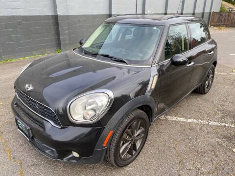 2012 MINI Cooper Countryman for sale at APX Auto Brokers in Lynnwood WA