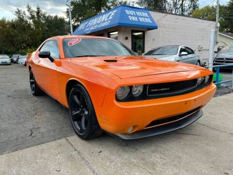 2014 Dodge Challenger for sale at Great Lakes Auto House in Midlothian IL