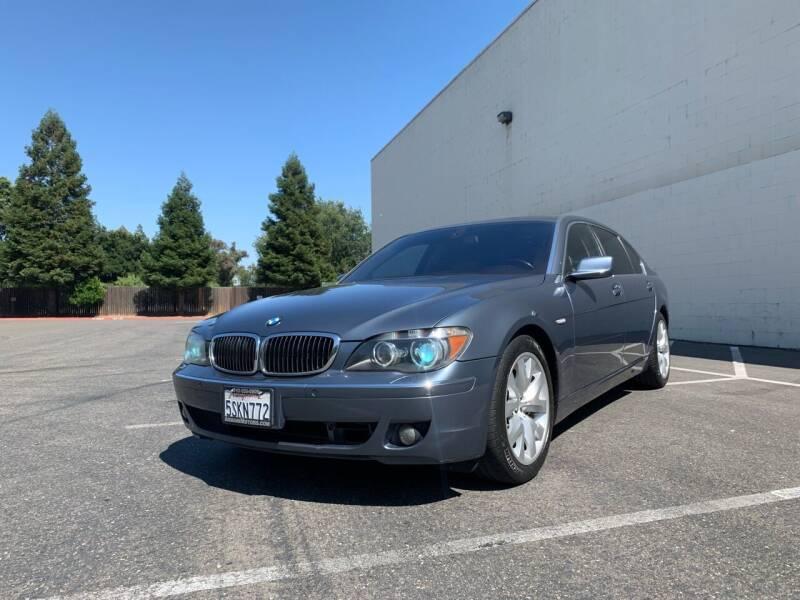 2006 BMW 7 Series for sale at TREE CITY AUTO in Rancho Cordova CA