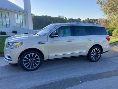 2018 Lincoln Navigator for sale at Car Connections in Kansas City MO