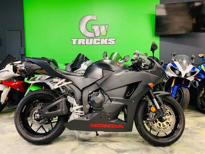 2019 Honda CBR600RR for sale at Greenway Auto Sales in Jacksonville FL