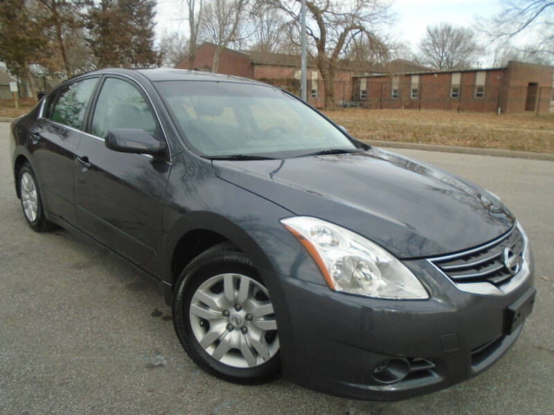 2010 Nissan Altima for sale at Sunshine Auto Sales in Kansas City MO