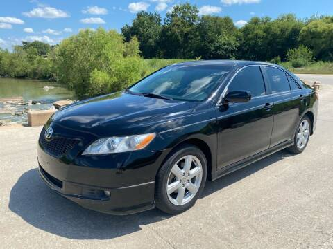 2007 Toyota Camry for sale at GTC Motors in San Antonio TX