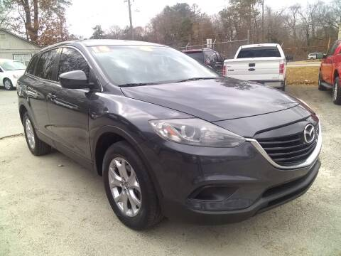 2014 Mazda CX-9 for sale at Import Plus Auto Sales in Norcross GA