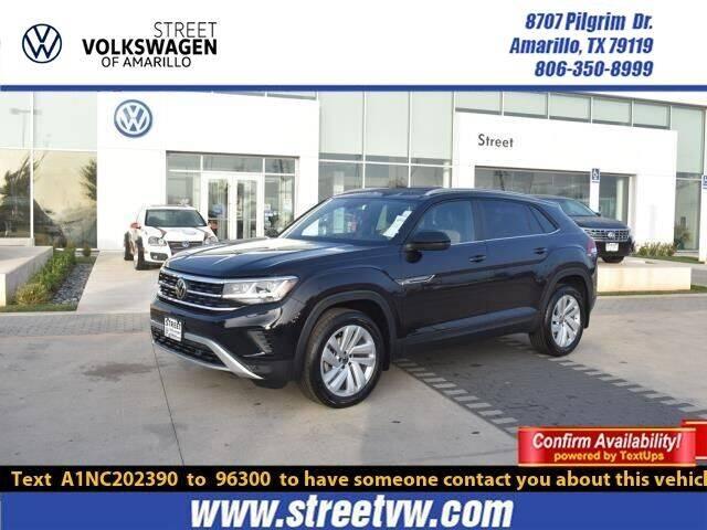 2022 Volkswagen Atlas Cross Sport for sale in Amarillo, TX