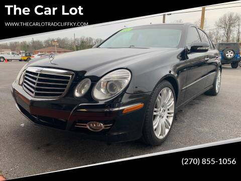 2007 Mercedes-Benz E-Class for sale at The Car Lot in Radcliff KY