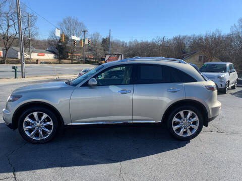 2008 Infiniti FX35 for sale at Simple Auto Solutions LLC in Greensboro NC