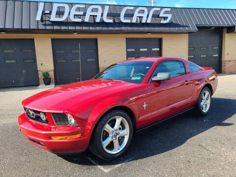 2008 Ford Mustang for sale at I-Deal Cars in Harrisburg PA