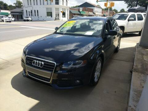 2010 Audi A4 for sale at ROBINSON AUTO BROKERS in Dallas NC